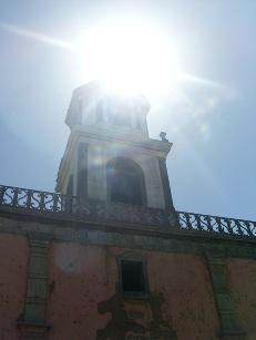 Iglesia Santa Ines, La Serena, Chile.