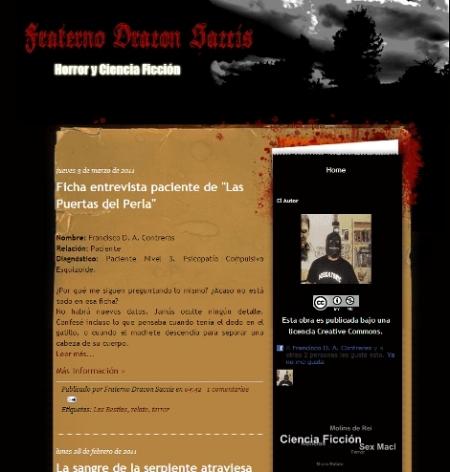 Nuevo Blog. Más Mortífero.